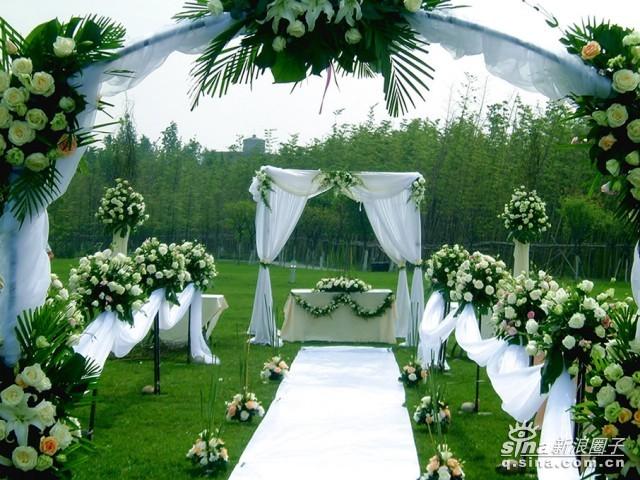 西式婚礼花房图片 西式婚礼花房图片设计